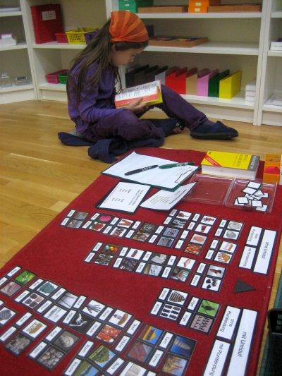 Sprache – Die Flexion des Nomens – weiterführende Arbeit zur  Flexion des Nomens, Struktur der Pluralbildung (ohne/mit Umlaut, ohne/mit Pluralendung, Kombination) erkennen, eigene Beispiele finden, Arbeit mit Lexika