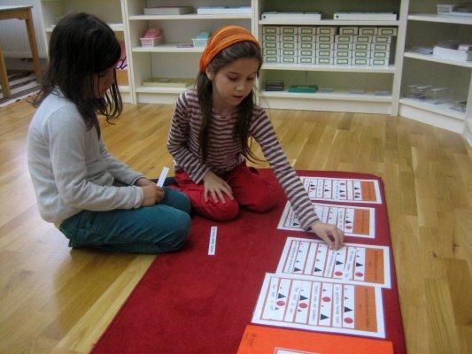 Sprache – Wortartenbestimmung beim Text lesen - Weitere Arbeiten zur Vertiefung der Erkenntnis über die Funktion der Wortarten