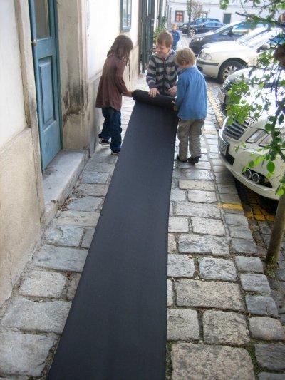 Kleingruppenarbeit im Freien