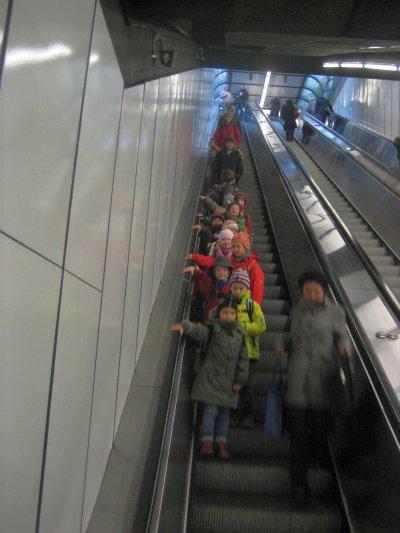 Unterwegs mit dem öffentlichen Verkehr